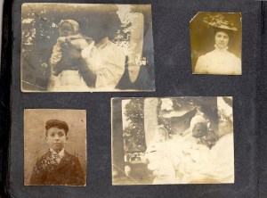 Green Family Photo Album- page 39.