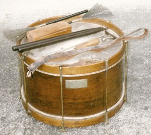Abram Springsteen's Drum, taken c1960s?