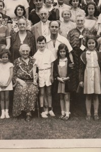 Fourth Annual Broida Family Reunion, July 11, 1937. Youngstown, Ohio. #6A