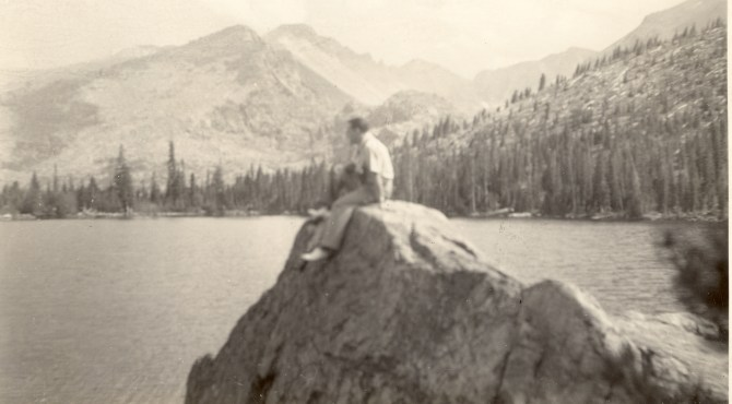 Mystery Monday: Where are Our Photos of the Lee Family and Friends Visiting Colorado in the 1940s?
