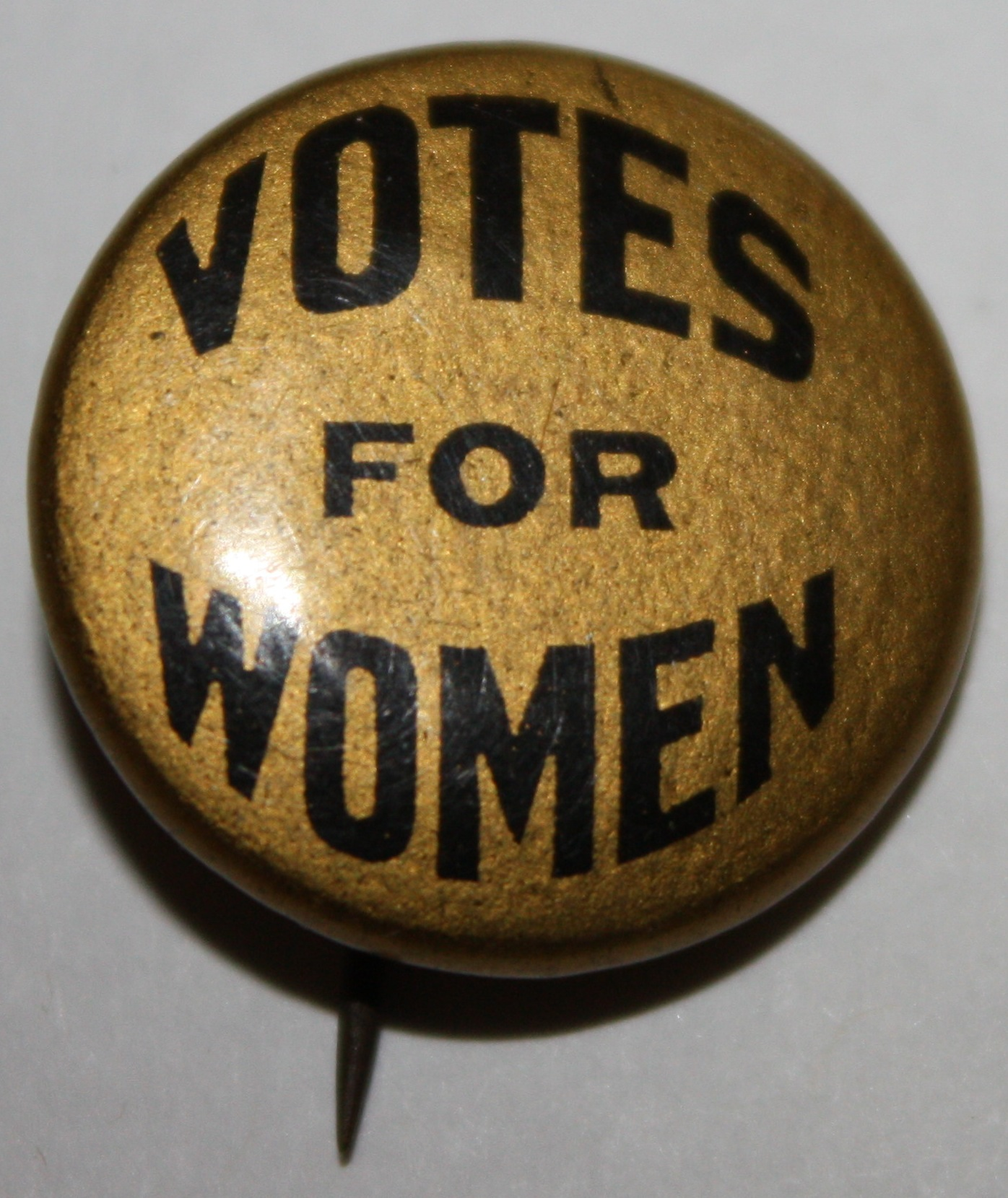 Suffrage Saturday Votes For Women Pin Heritage Ramblings