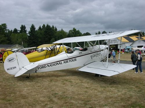 1929 Fairchild KR-34C