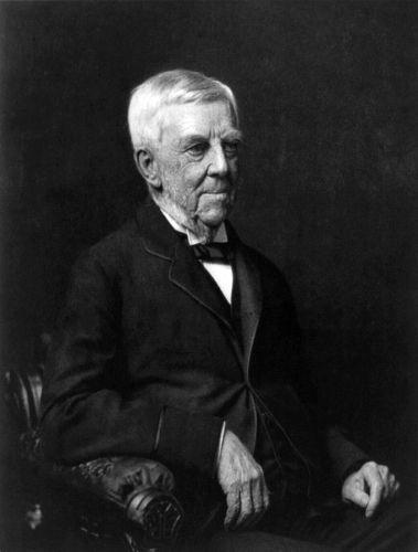 Oliver Wendell Holmes, Sr., circa 1894.