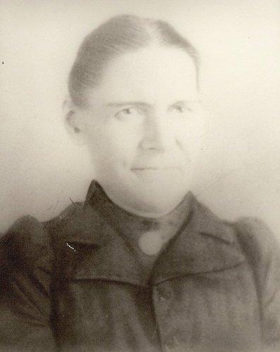 Elizabeth Adaline Rickman Underwood, circa 1910(?)