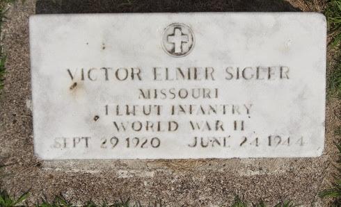 Victor Sigler Jr. (Woodlawn Cemetery - Hayti, Missouri)