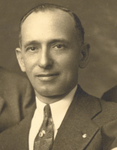 1930- Louis Broida, cropped from family portrait