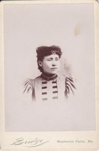 Alice Parsons Allen