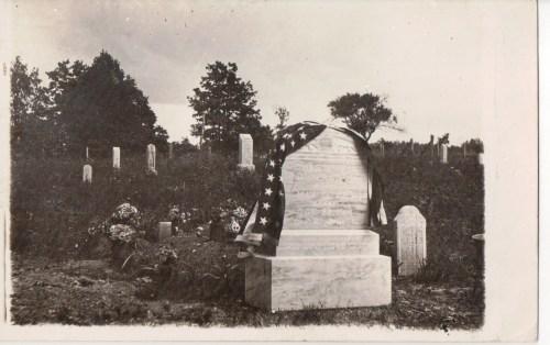 Charles Francis Marion Underwood - Headstone, Glen Ellen, Missouri
