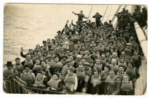 Immigrants on Boat_Conference Image