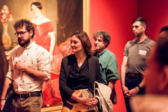 Drinks Reception at National Museum of Fine Art