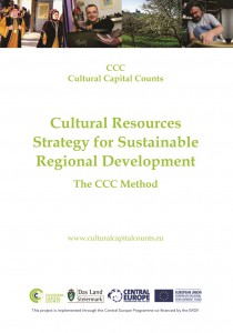 Cultural Resources Strategy for Sustainable Development - The CCC Method