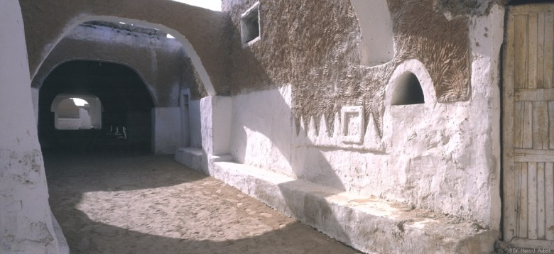 World Heritage Education - IHS_LY-Ghadames01b(Dr. Hans-J. Aubert)