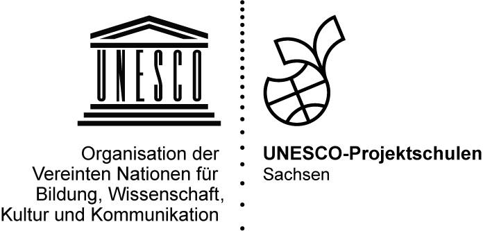 Logo UNESCO Projektschulen