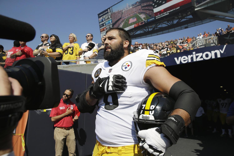 Steelers LT Alejandro Villanueva wants media to leave him alone