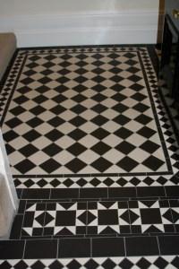 Victorian tile restoration,geometric,encaustic,mosaic ...