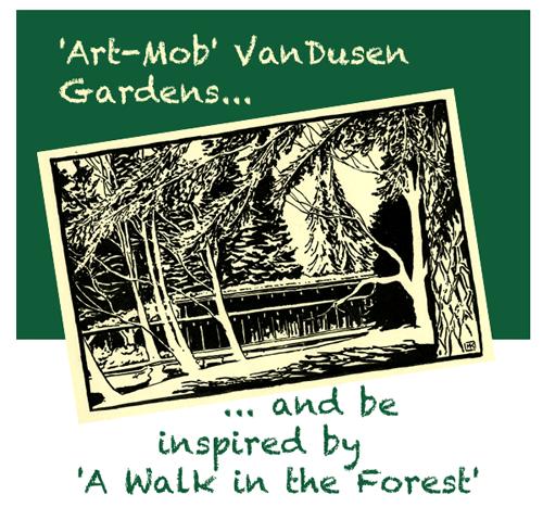 Art-Mob VanDusen Gardens