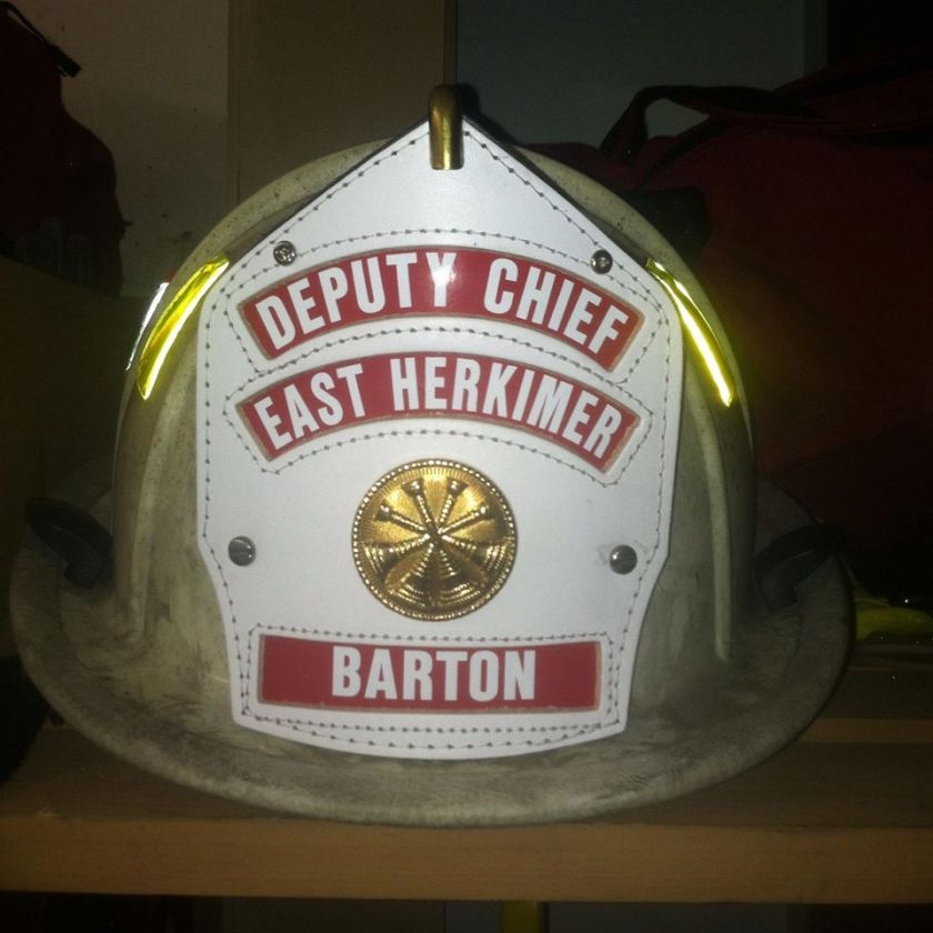 Deputy Fire Chief Barton Hat