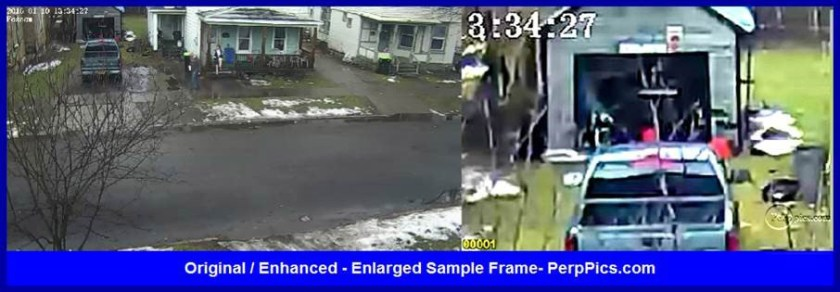 forensic video analysis of fire 333 Pleasant Ave Herkimer NY