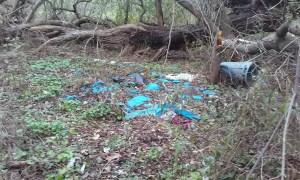 Historic Herkimer Meth Making Encampment