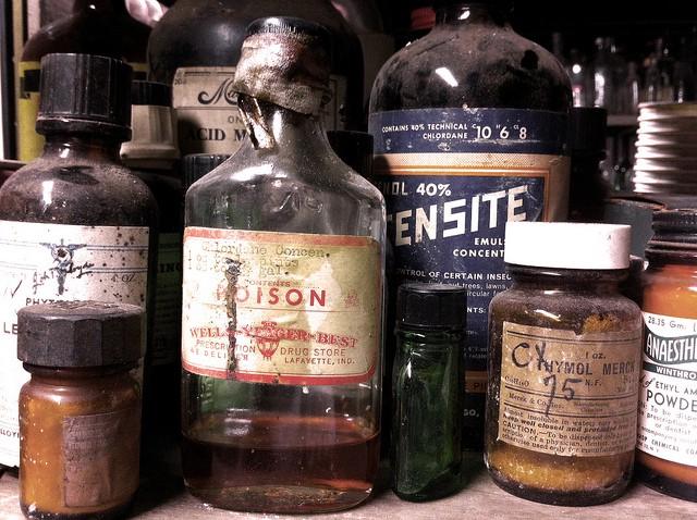 Herkimer's stealth poisoners hard at work