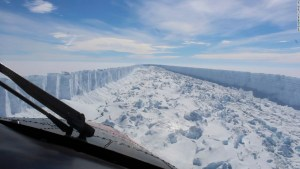 Larsen C Iceberg July 2017