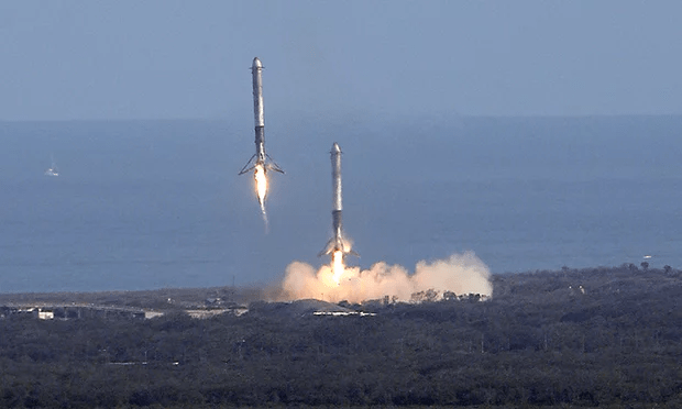 SpaceX launch heralds a new age of inexpensive space travel