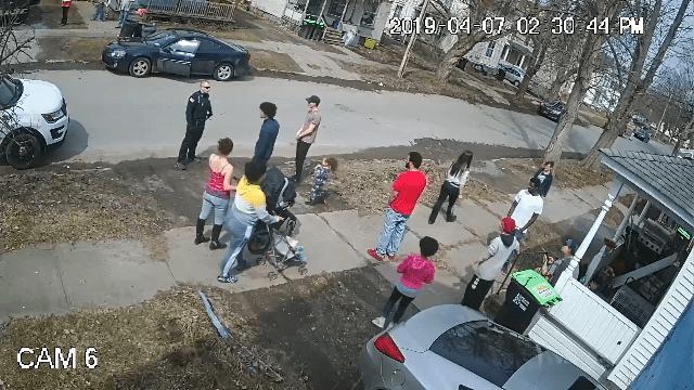 Police interrupt start of Herkimer's Spring Gang Swarming