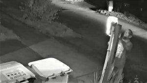 Herkimer criminal sabotaging security light