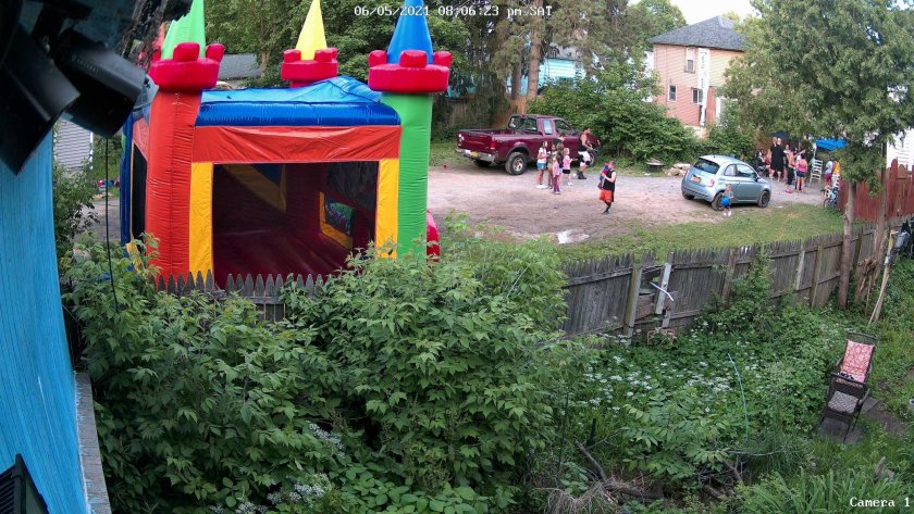 gang party at Herkimer child trafficking' spot