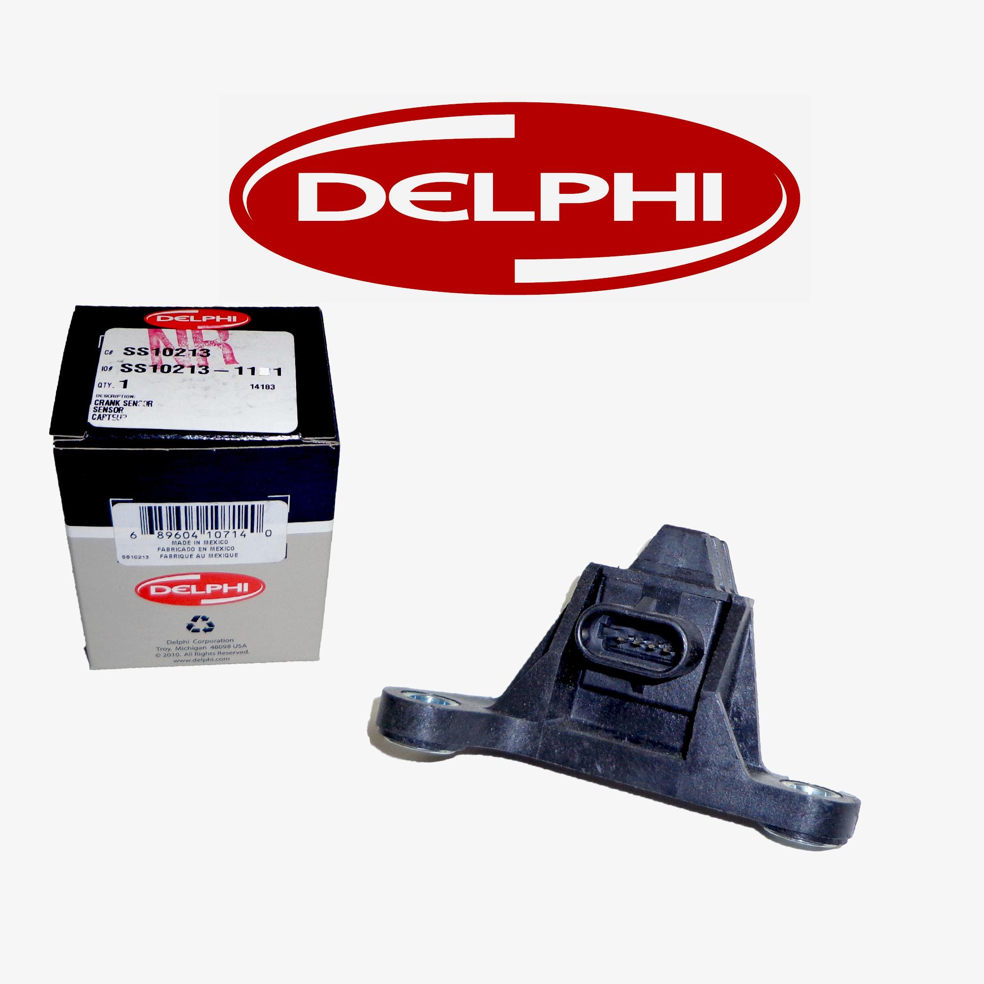 hight resolution of delphi crankshaft position sensor ss10213 for buick chev olds pontiac 93 09