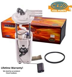 image is loading herko fuel pump module 182ge for cadillac deville  [ 2400 x 2400 Pixel ]