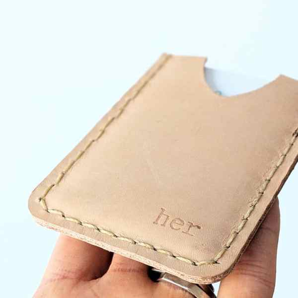 Recycled Veg Tan Vegetable Tanned Leather Recycled Repurposed Scrap
