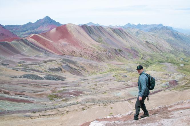 Her Life Adventures Rainbow Mountain Peru Trek