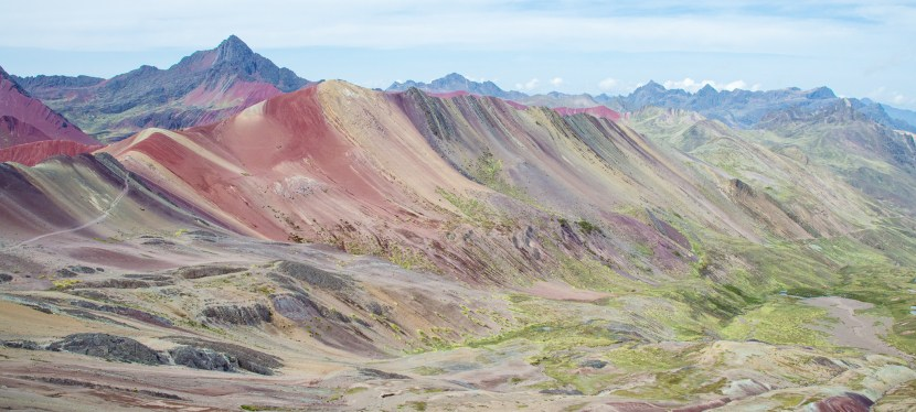 Rainbow Mountain Peru Trek