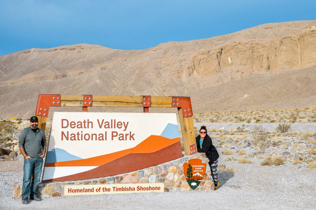 The Perfect Weekend in Death Valley National Park | The Adventurer's Guide to a weekend camping in Death Valley National Park. Located in the state of California, in the United States. My guide covers road trips, photography, best hikes, and what to do in Death Valley National Park. | Her Life Adventures | #deathvalley #traveldestinations #travelideas #northamericatravel #traveltips #usdestinations #travelhacks #travelguide #adventuretravel #roadtrip #nationalpark #nationalparkroadtrip #travelpacking