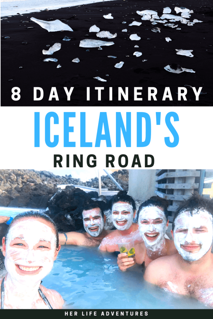 The Best 8 Day Iceland Adventure Itinerary