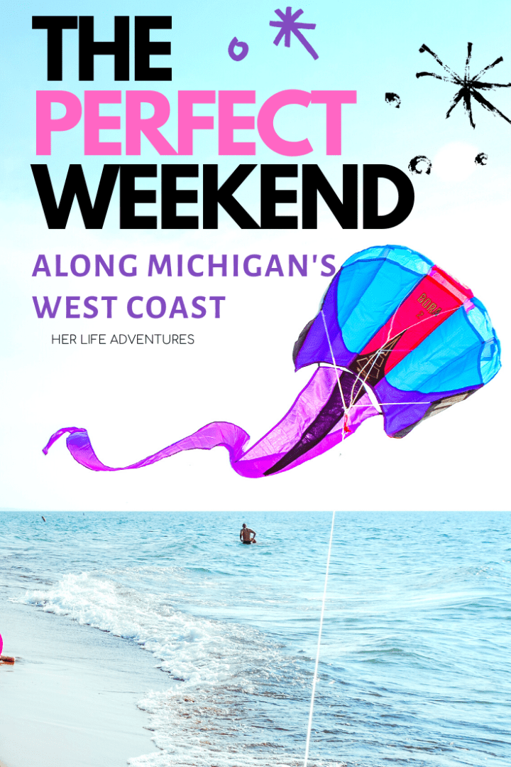 The Perfect Weekend Camping Michigan's West Coast