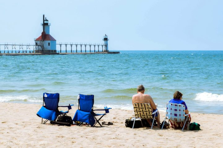Saint Joseph Lighthouses, Michigan