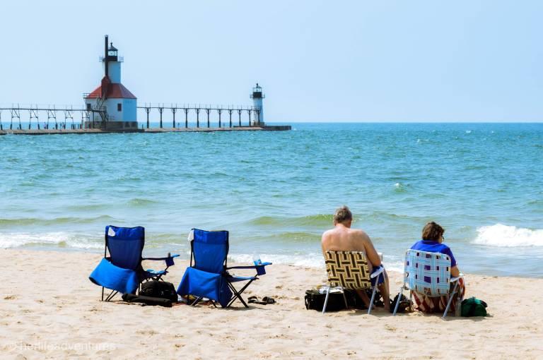 Saint Joseph Lighthouses, Michigan