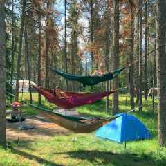 WHERE TO CAMP IN JASPER NATIONAL PARK | WHISTLERS CAMPGROUND