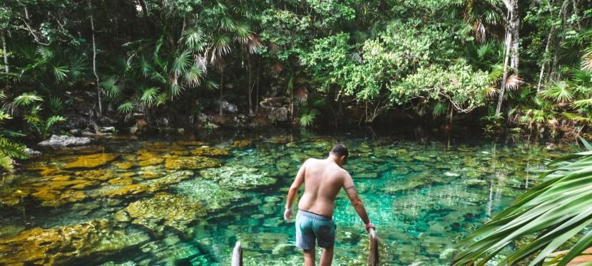Hidden Gem with Secret Cenote