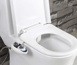 Bidet Toilet zero waste bathroom product