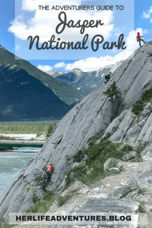 The adventurers guide to Jasper National Park, in Alberta Canada. | HerLifeAdventures.Blog | #traveldestinations #travelideas #northamericatravel #traveltips  #travelhacks #travelguide #adventuretravel #roadtrip #nationalpark #nationalparkroadtrip #alberta #canada #britishcolombia