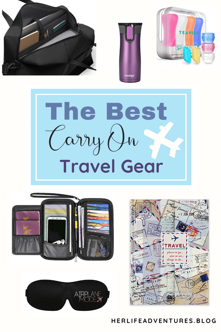The Ultimate Weekend Packing Guide. Use this list so you know what to pack for a weekend getaway. This list will also provide you great travel gift ideas! | Her Life Adventures | #travelgifts #travelgiftideas #packingguide #weekendgetaway #whattopack #packinglist