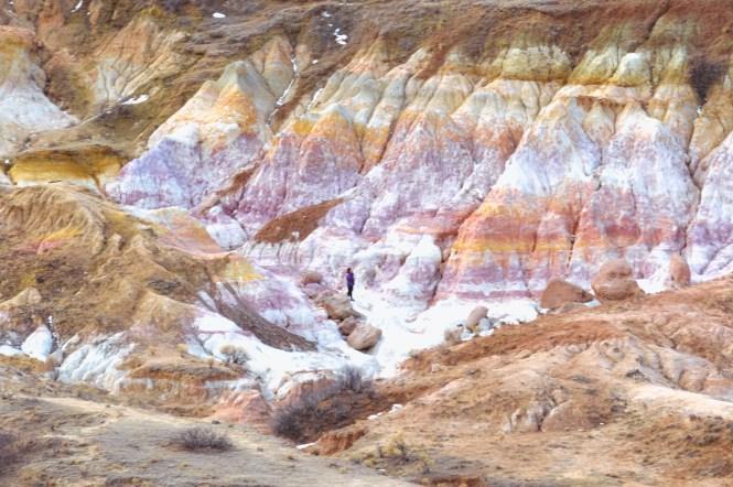 Paint Mines Interpretive Park, Colorado Springs, USA