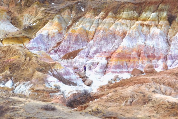 Paint Mines Interpretive Park, Colorado Springs, USA