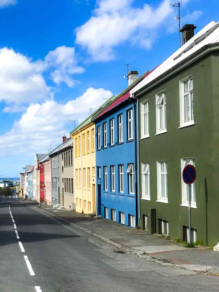 Reykjavik is extremely walkable, so I'd recommend exploring on foot!