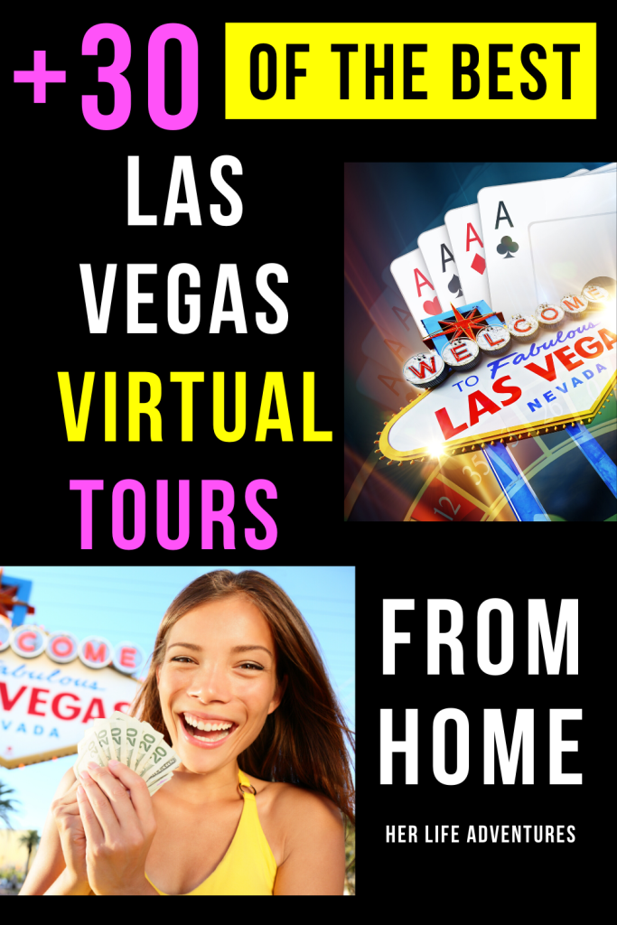 Virtual travel is the newest way to vacation while we're all staying home to flatten the curve during the COVID-19 pandemic. Next time you're logging on, take a virtual vacation to Las Vegas. Take a break and watch the calming fountains of the Bellagio. Get up and dance to music on Fremont Street, take a ride up in the High Roller or watch some comedy with the family!