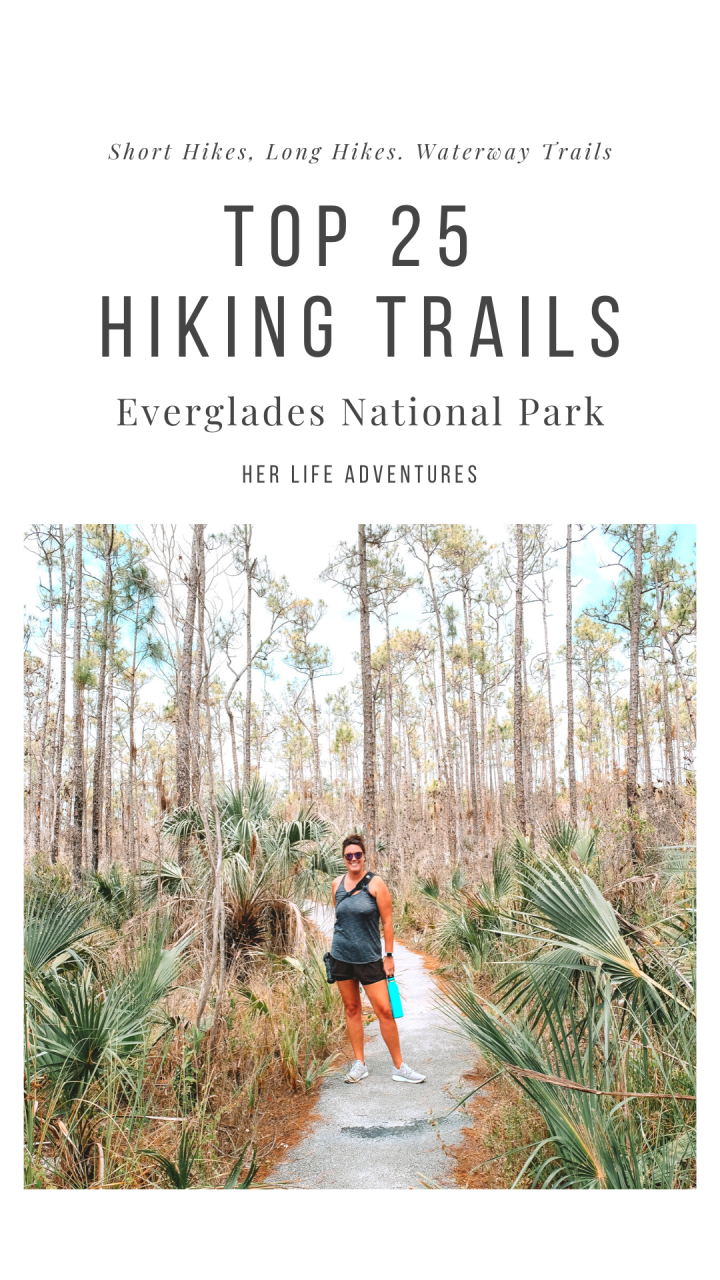 The Best Hikes in Everglades National Park