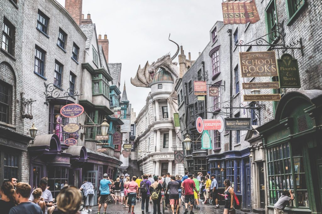 The Ultimate Harry Potter Bucketlist